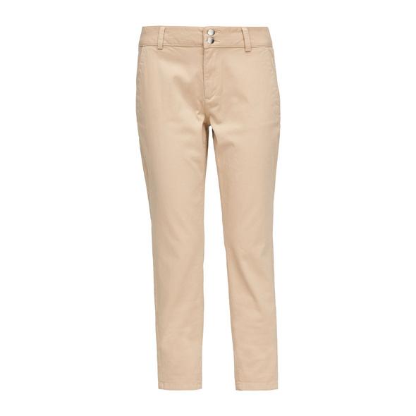 Regular Fit: Hose mit Eingrifftaschen - Twill-Hose