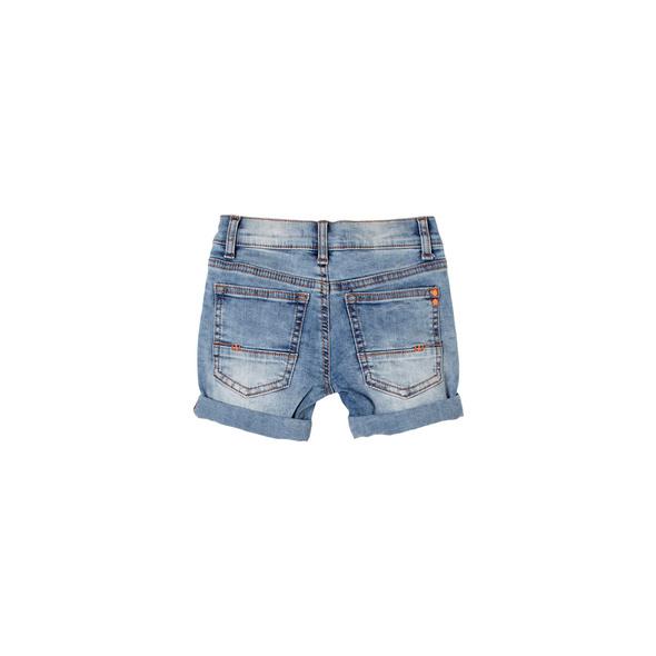 Slim Fit: Jeans-Bermuda - Bermuda
