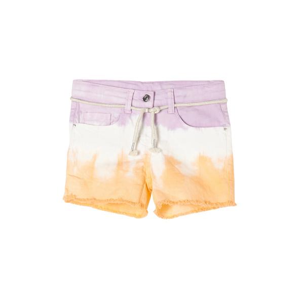 Slim Fit: Shorts mit Farbeffekt - Shorts