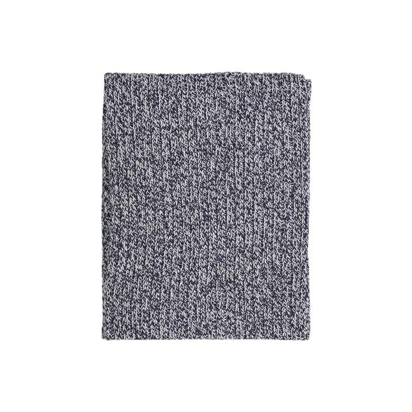 Loop aus Strukturstrick - Schal