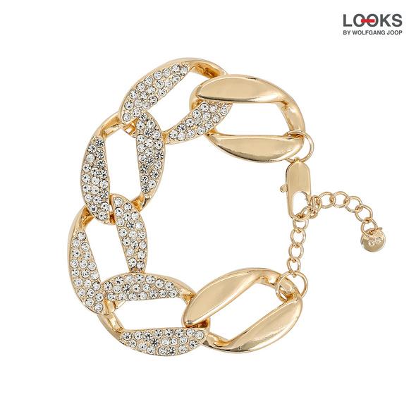 Armband - Golden Bling