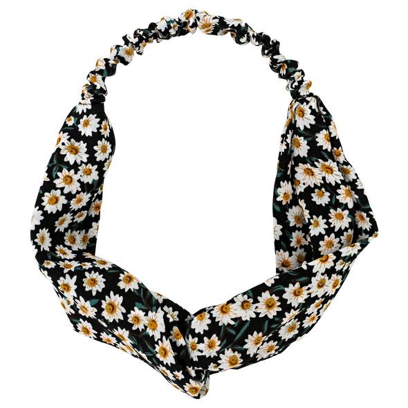 Haarband - Smiling Flowers