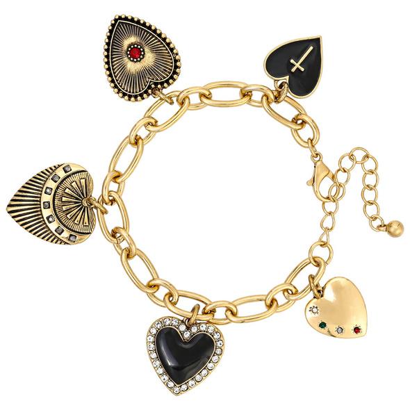 Armband - Sparkling Hearts