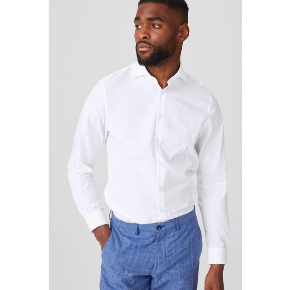 Businesshemd - Slim Fit - Cutaway
