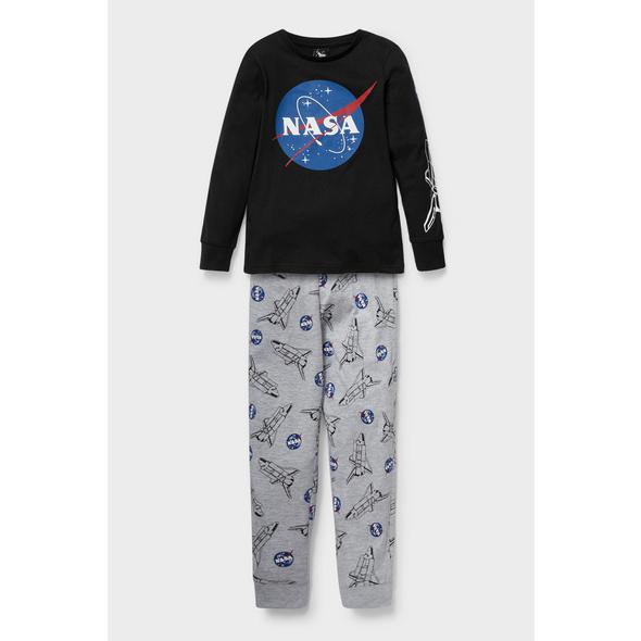 NASA - Pyjama - Bio-Baumwolle - 2 teilig
