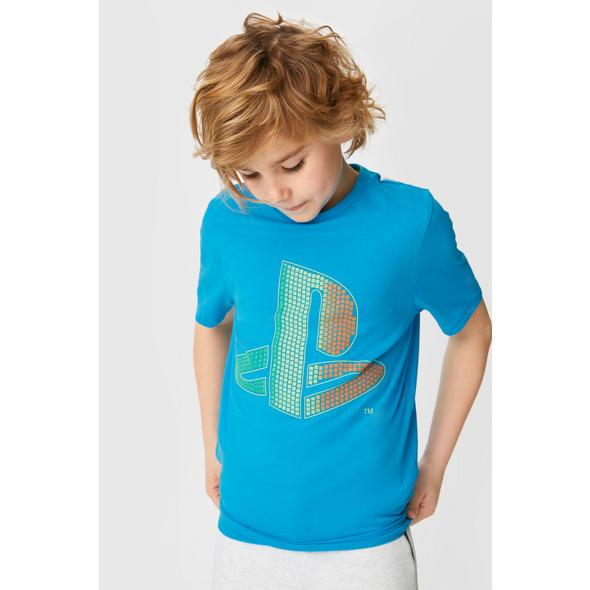 PlayStation - Kurzarmshirt - Bio-Baumwolle