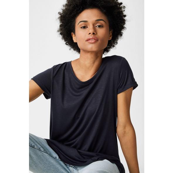 Basic-T-Shirt - recycelt