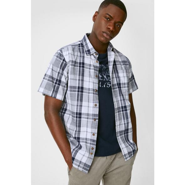 Hemd mit T-Shirt - Regular Fit - Kent