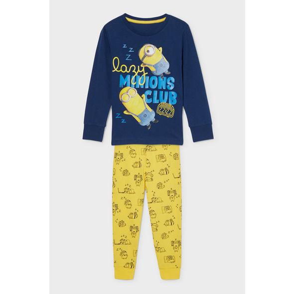 Minions - Pyjama - Bio-Baumwolle - 2 teilig