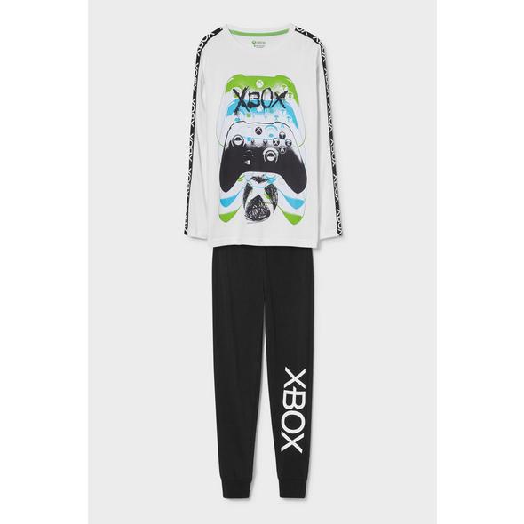 Xbox - Pyjama - Bio-Baumwolle - 2 teilig