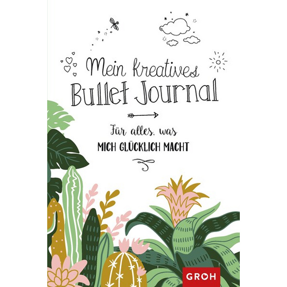 Mein kreatives Bullet Journal