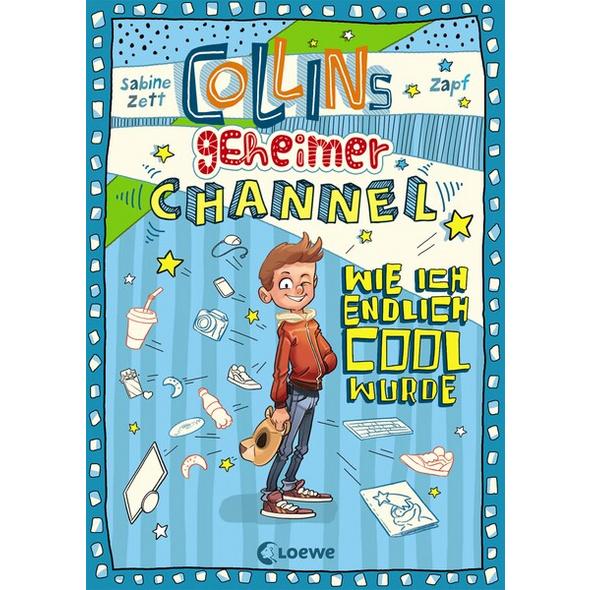 Collins geheimer Channel - Wie ich endlich cool wurde