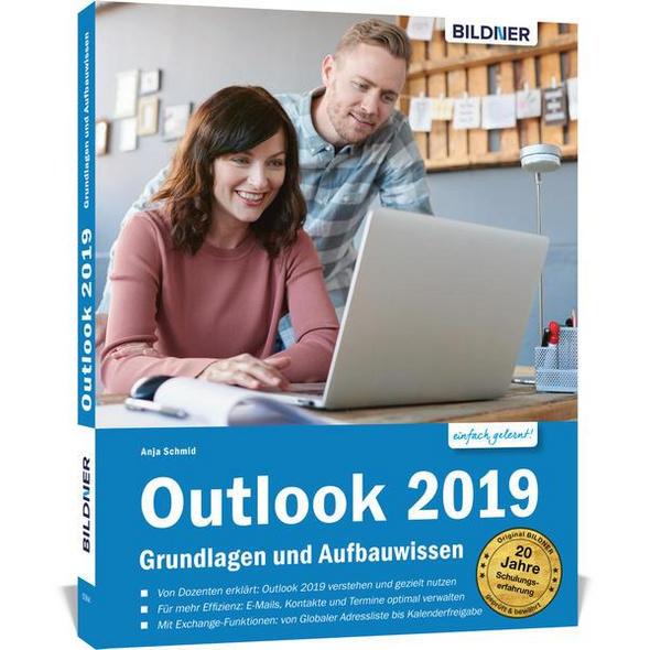 Outlook 2019 – Grundlagen und Aufbauwissen