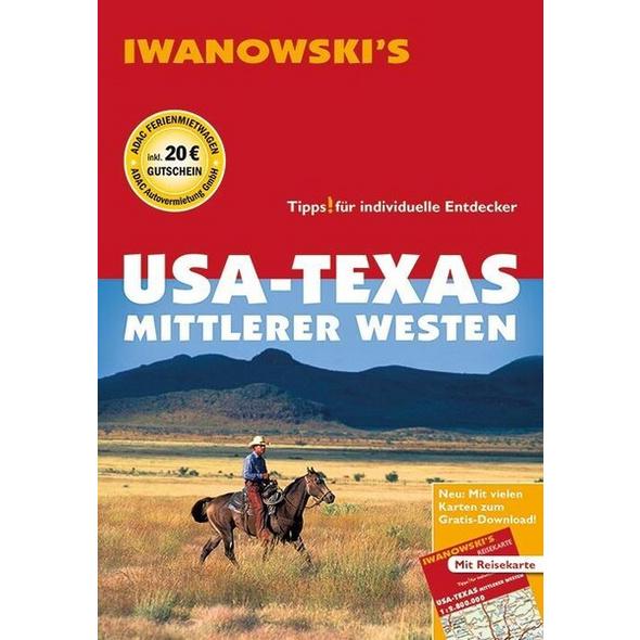 USA-Texas & Mittlerer Westen - Reiseführer von Iwanowski