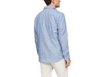 Slim: Hemd im Leinenmix - Leinenmix-Hemd