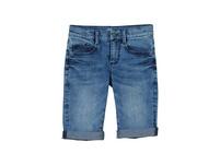 Slim Fit: Bermuda-Jeans - Bermuda