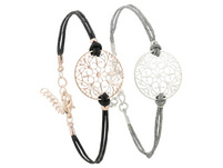 Armband - Rosé and Silver